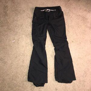 Burton Women's Snowboard pants TWC; Size M